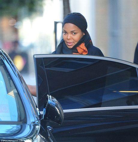 Janet Jackson so se khi mang thai con dau long o tuoi 50 - Anh 6