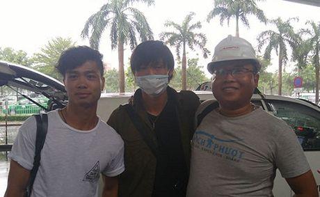 Phong cach la lam cua Cong Phuong, Tuan Anh ngay ve nuoc - Anh 5