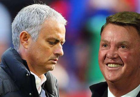 Man United cua Mourinho dang khoi dau kem xa Van Gaal - Anh 1