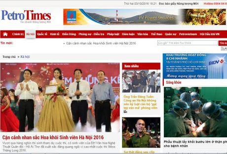 Thu hoi the nha bao cua ong Nguyen Nhu Phong va dinh ban Petrotimes - Anh 1