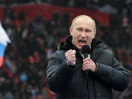 Ong Putin muon bien the ky 21 thanh ky nguyen cua nuoc Nga? - Anh 1