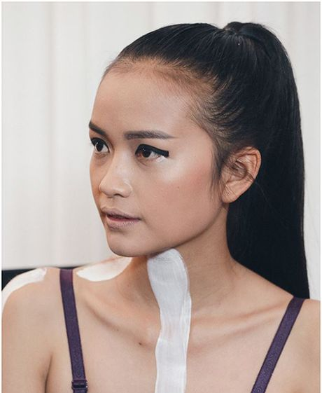 """Mat moc nhin la """"ung cai bung"""" cua Quan quan VN Next Top Model 2016 - Anh 13"""