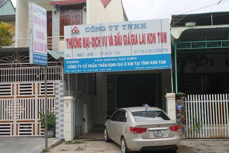 """Nhung uan khuc trong mot vu thi hanh an tai Kon Tum - Ky 2: Bien ban ban dau gia tai san ghi sai do """"loi danh may""""? - Anh 3"""