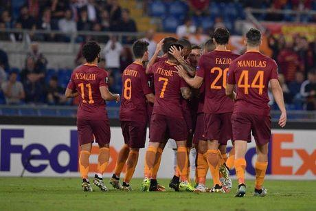 AS Roma da bai Inter tai Olimpico - Anh 1