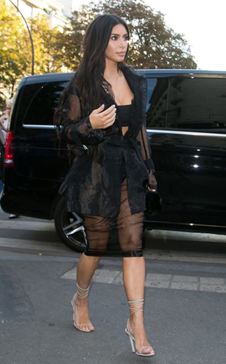 Kim Kardashian bi chia sung vao dau trong khach san tai Paris - Anh 2