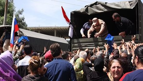 Tinh hinh Syria 3/10: Tho Nhi Ky bat dau chien dich moi tai Syria - Anh 1