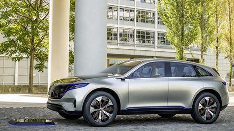 Man nhan voi Mercedes-Benz Generation EQ concept - Anh 6