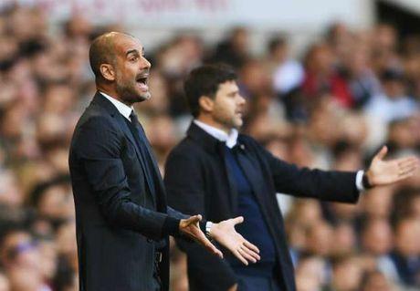 "Man City dut mach bat bai, Pep ""cui dau"" truoc Tottenham - Anh 2"