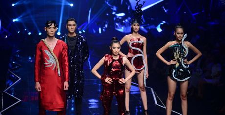 Vietnam's Next Top Model 2016: Pha vo rao can trong an toan - Anh 1