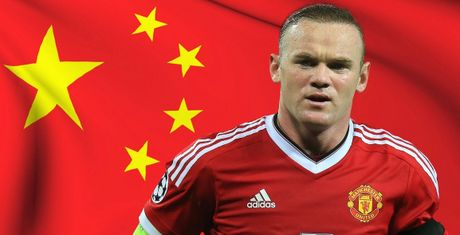 Rooney dang o cach Trung Quoc mot buoc chan? - Anh 1
