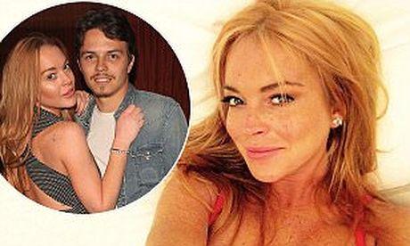Lindsay Lohan cay dang thua nhan tu mua nhan dinh hon - Anh 3