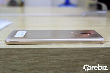 Dien thoai Xiaomi Mi 5s Plus: 2 camera nhu iPhone 7 Plus, nhung gia chi bang mot nua - Anh 11