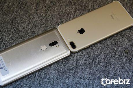 Dien thoai Xiaomi Mi 5s Plus: 2 camera nhu iPhone 7 Plus, nhung gia chi bang mot nua - Anh 2
