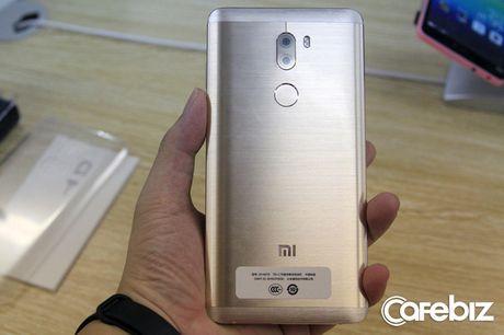 Dien thoai Xiaomi Mi 5s Plus: 2 camera nhu iPhone 7 Plus, nhung gia chi bang mot nua - Anh 5