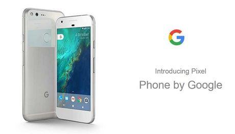 Google Pixel va Pixel XL bat ngo lo dien tren mang - Anh 1