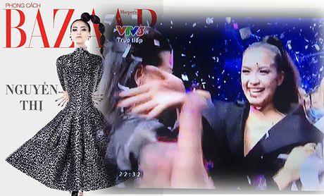 Ngoc Chau dang quang 'Vietnam's next top model 2016' - Anh 1