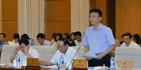 Nhieu Uy vien Thuong vu Quoc hoi tan thanh bo quy dinh 'kinh doanh qua mang phai di tu' - Anh 1