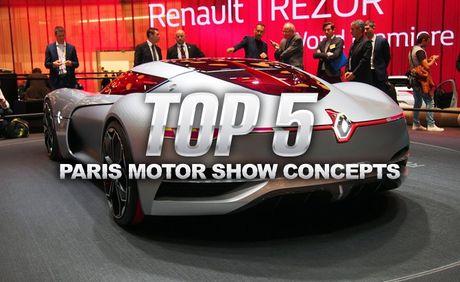 Ngam 5 mau concept gay sot tai Paris Motor Show 2016 - Anh 1