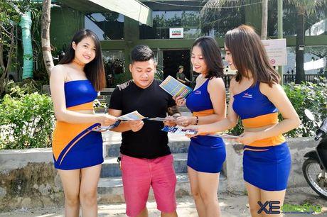 Doan xe cung chan dai dieu hanh co dong Trien lam oto Viet Nam 2016 - Anh 16