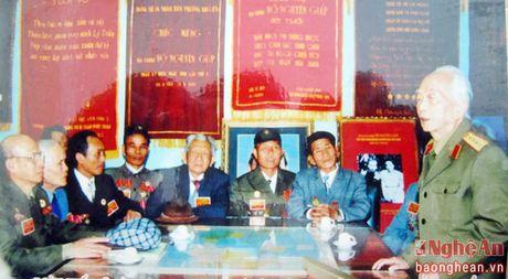 Mot lan gap Dai tuong Vo Nguyen Giap - Anh 2