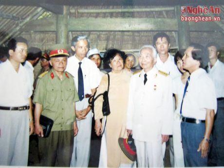 Mot lan gap Dai tuong Vo Nguyen Giap - Anh 3