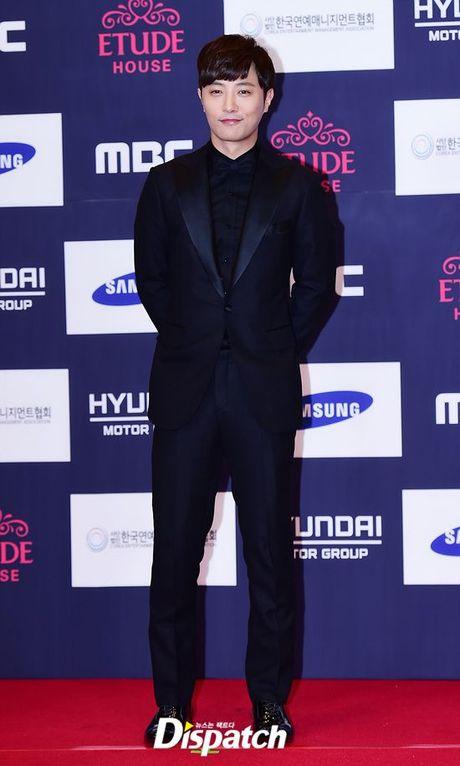 Song Joong Ki van noi ban bat giua 'rung' my nhan goi cam tai tham do APAN 2016 - Anh 3