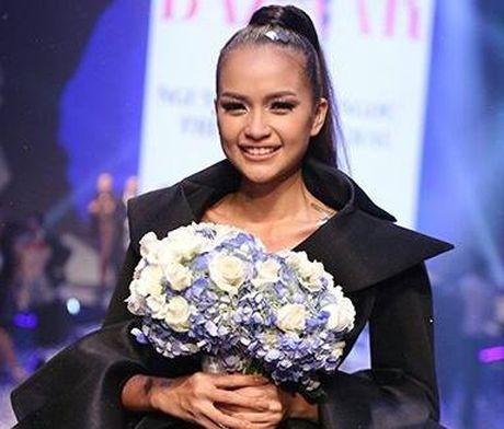 Ngoc Chau vuot qua La Thanh Thanh, gianh ngoi quan quan Vietnam's Next Top Model 2016 - Anh 1