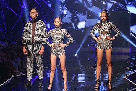Ngoc Chau vuot qua La Thanh Thanh, gianh ngoi quan quan Vietnam's Next Top Model 2016 - Anh 3