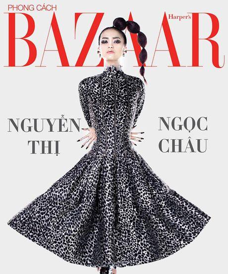 Ngoc Chau vuot qua La Thanh Thanh, gianh ngoi quan quan Vietnam's Next Top Model 2016 - Anh 7