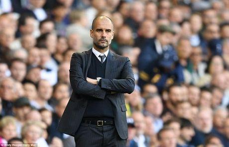 """Guardiola: """"Man City xung dang bai tran"""" - Anh 1"""