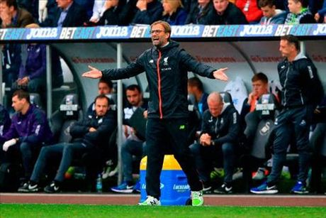 Liverpool thang hoa, Klopp duoc hoc tro het loi tang boc - Anh 1