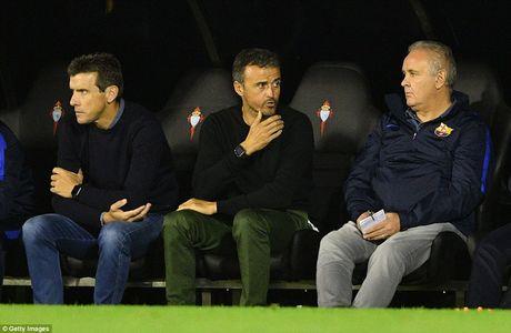 Hang thu choi nhu mo ngu, Barca thua soc Celta Vigo trong tran dau co 7 ban thang - Anh 2