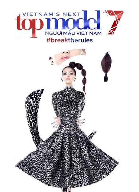 3 lan lam host, Thanh Hang deu chon 'hoa hau' lam Quan quan Next Top - Anh 13