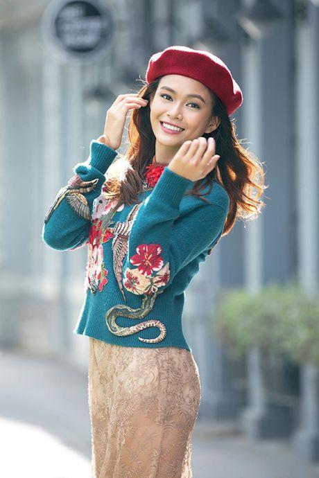 3 lan lam host, Thanh Hang deu chon 'hoa hau' lam Quan quan Next Top - Anh 16