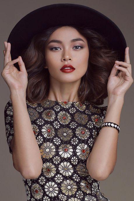 3 lan lam host, Thanh Hang deu chon 'hoa hau' lam Quan quan Next Top - Anh 17