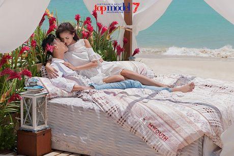 3 lan lam host, Thanh Hang deu chon 'hoa hau' lam Quan quan Next Top - Anh 8