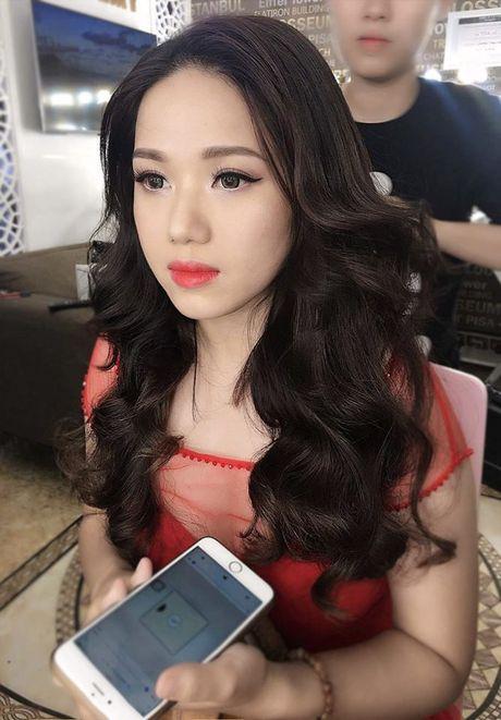 Ban co nhan ra Thuy Chi voi nhan sac ngay cang 'len doi' trong hinh anh moi nhat khong? - Anh 1