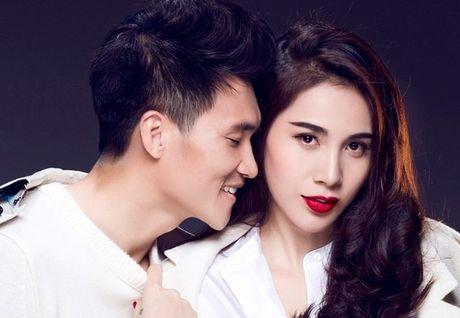Cong Vinh: 'Chia tay bong da, toi se danh thoi gian cho Thuy Tien va Banh Gao' - Anh 3