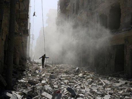 Phe noi day dau hang, quan doi Syria se chua duong song - Anh 1