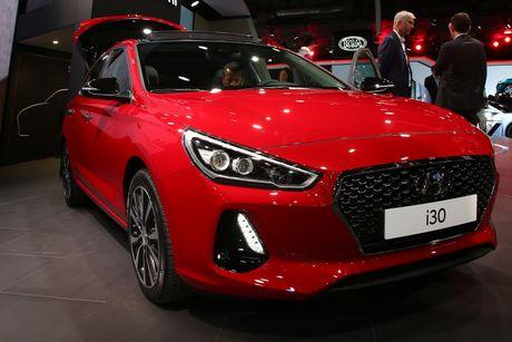 Chi tiet Hyundai i30 2017 vua ra mat o trien lam Paris - Anh 3