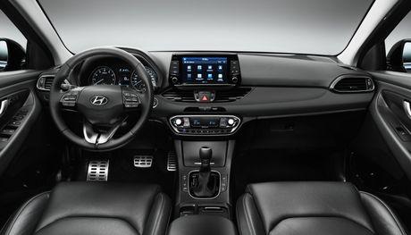 Chi tiet Hyundai i30 2017 vua ra mat o trien lam Paris - Anh 5