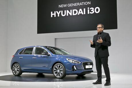 Chi tiet Hyundai i30 2017 vua ra mat o trien lam Paris - Anh 6