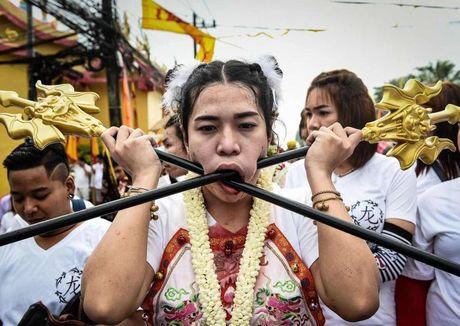 Le hoi an chay rung ron o Thai Lan - Anh 7