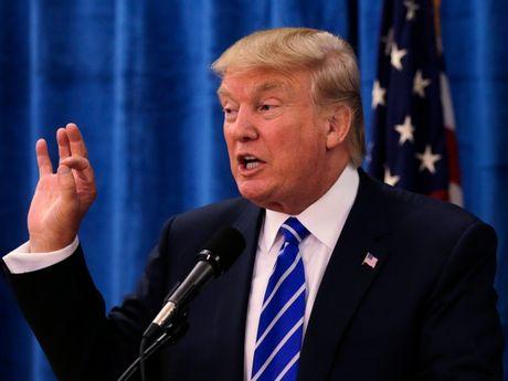 Donald Trump co tron thue suot gan hai thap nien? - Anh 1