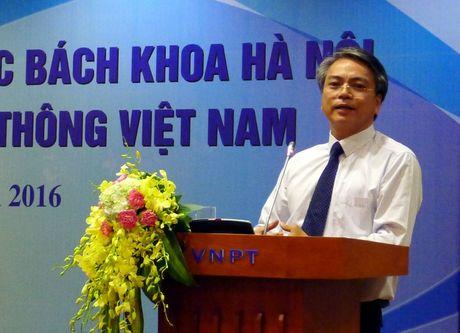 VNPT hop tac voi Dai hoc Bach khoa Ha Noi xay dung phong Lab - Anh 2