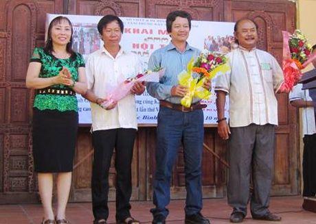 Le hoi Kate 2016 tai Trung tam Trung bay Van hoa Cham Binh Thuan - Anh 1