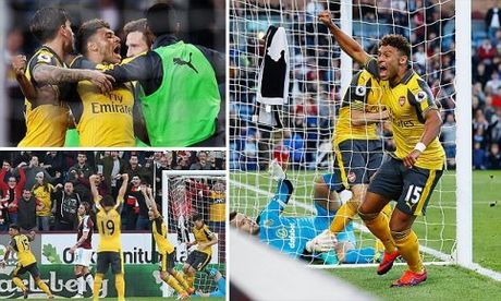 CAP NHAT sang 3/10: Arsenal thang may. Mourinho te hon Van Gaal. Barca thua soc - Anh 2
