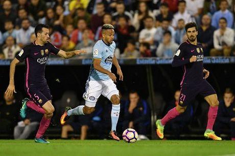 Luis Enrique nhan loi vi de Barcelona thua truoc Celta Vigo - Anh 1