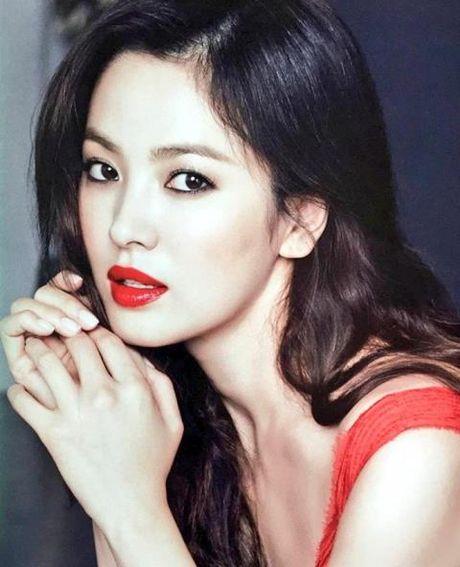 Xon xao bau chon Song Hye Kyo la nguoi dep nhat the gioi 2016 - Anh 1