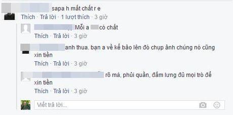 """Am anh canh cau be Sapa 10 tuoi """"bieu dien"""" man phi pho khoi thuoc lao de kiem tien - Anh 3"""